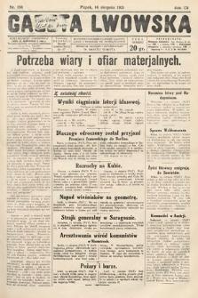 Gazeta Lwowska. 1931, nr186