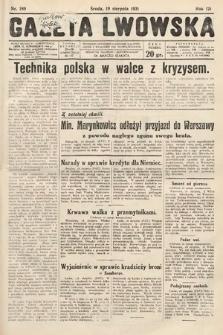 Gazeta Lwowska. 1931, nr189