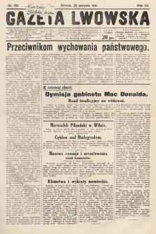 Gazeta Lwowska. 1931, nr194