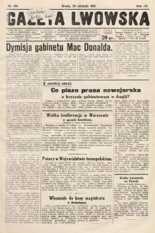 Gazeta Lwowska. 1931, nr195