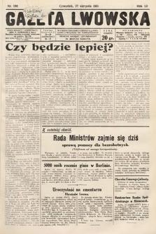 Gazeta Lwowska. 1931, nr196
