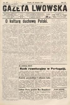 Gazeta Lwowska. 1931, nr197