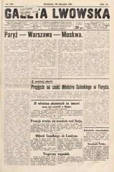 Gazeta Lwowska. 1931, nr199