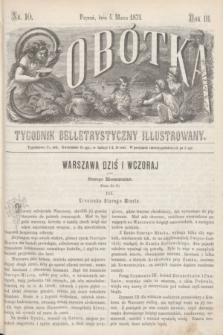 Sobótka : tygodnik belletrystyczny illustrowany. R.3, nr 10 (4 marca 1871)