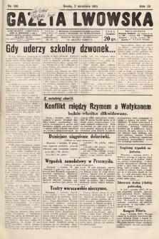 Gazeta Lwowska. 1931, nr201