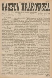 Gazeta Krakowska. R.2, nr 26 (1 marca 1882)
