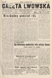 Gazeta Lwowska. 1931, nr209