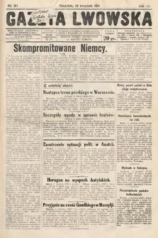 Gazeta Lwowska. 1931, nr211
