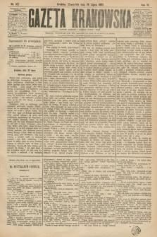 Gazeta Krakowska. R.3, nr 167 (26 lipca 1883)