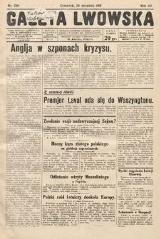 Gazeta Lwowska. 1931, nr220