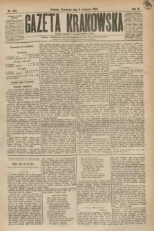 Gazeta Krakowska. R.3, nr 254 (8 listopada 1883)