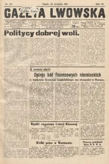Gazeta Lwowska. 1931, nr221