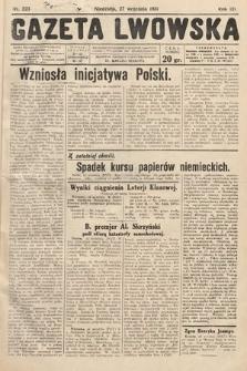 Gazeta Lwowska. 1931, nr223
