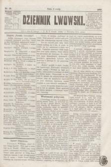 Dziennik Lwowski. [R.1], nr 28 (2 lutego 1867)