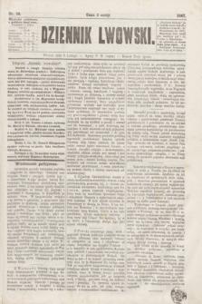 Dziennik Lwowski. [R.1], nr 29 (5 lutego 1867)