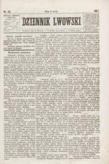 Dziennik Lwowski. [R.1], nr 101 (4 sierpnia 1867)