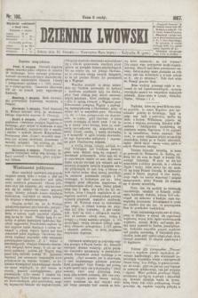 Dziennik Lwowski. [R.1], nr 106 (10 sierpnia 1867)