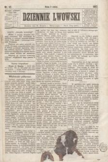 Dziennik Lwowski. [R.1], nr 112 (18 sierpnia 1867)