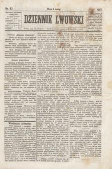 Dziennik Lwowski. [R.1], nr 117 (24 sierpnia 1867)