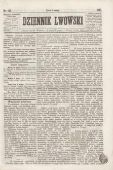 Dziennik Lwowski. [R.1], nr 133 (12 września 1867)