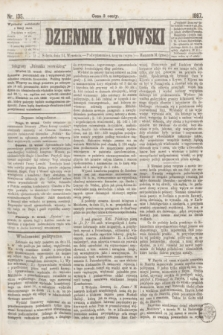 Dziennik Lwowski. [R.1], nr 135 (14 września 1867)