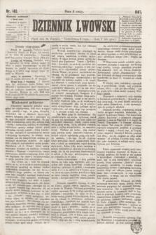 Dziennik Lwowski. [R.1], nr 140 (20 września 1867)