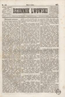 Dziennik Lwowski. [R.1], nr 143 (24 września 1867)