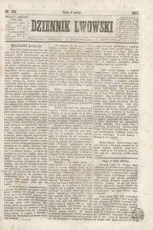Dziennik Lwowski. [R.1], nr 154 (6 października 1867)