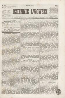 Dziennik Lwowski. [R.1], nr 157 (10 października 1867)
