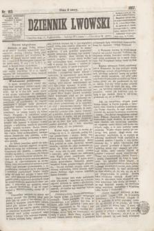 Dziennik Lwowski. [R.1], nr 163 (17 października 1867)