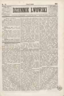 Dziennik Lwowski. [R.1], nr 171 (26 października 1867)