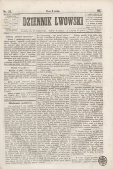 Dziennik Lwowski. [R.1], nr 172 (27 października 1867)