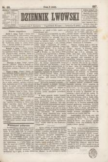 Dziennik Lwowski. [R.1], nr 180 (7 listopada 1867)