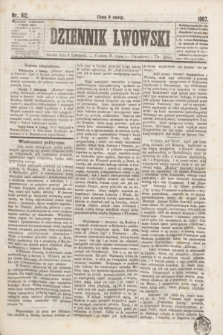 Dziennik Lwowski. [R.1], nr 182 (9 listopada 1867)