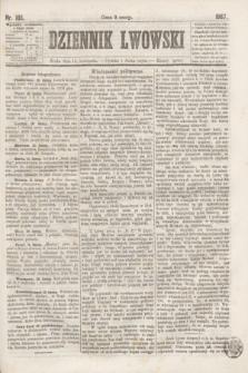 Dziennik Lwowski. [R.1], nr 185 (13 listopada 1867)