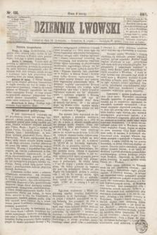 Dziennik Lwowski. [R.1], nr 186 (14 listopada 1867)