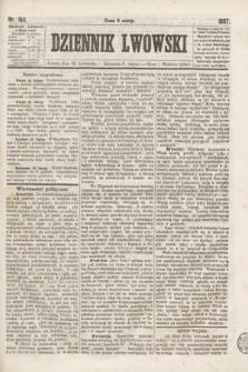 Dziennik Lwowski. [R.1], nr 194 (23 listopada 1867)