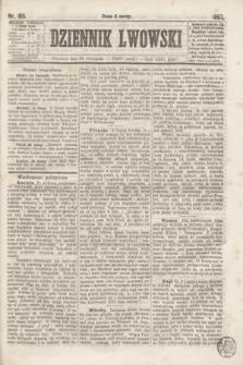 Dziennik Lwowski. [R.1], nr 195 (24 listopada 1867)