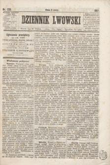 Dziennik Lwowski. [R.1], nr 220 (24 grudnia 1867)
