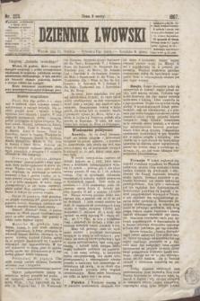 Dziennik Lwowski. [R.1], nr 223 (31 grudnia 1867)