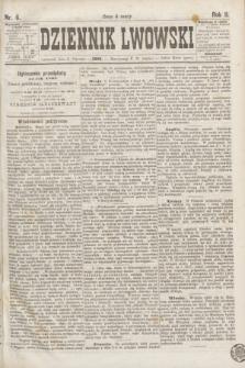 Dziennik Lwowski. R.2, nr 6 (9 stycznia 1868)
