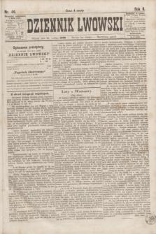 Dziennik Lwowski. R.2, nr 46 (25 lutego 1868)