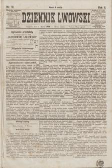 Dziennik Lwowski. R.2, nr 51 (1 marca 1868)