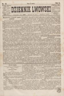 Dziennik Lwowski. R.2, nr 53 (4 marca 1868)