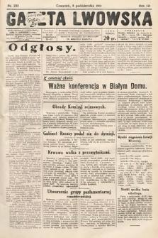 Gazeta Lwowska. 1931, nr232