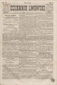 Dziennik Lwowski. R.2, nr 75 (31 marca 1868)