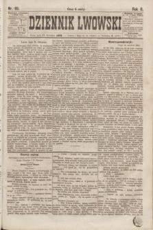 Dziennik Lwowski. R.2, nr 93 (22 kwietnia 1868)