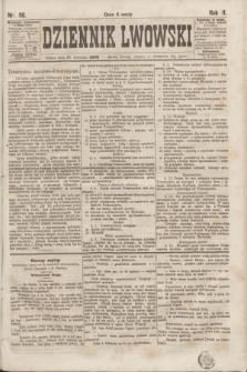 Dziennik Lwowski. R.2, nr 96 (25 kwietnia 1868)