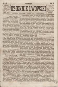 Dziennik Lwowski. R.2, nr 99 (29 kwietnia 1868)