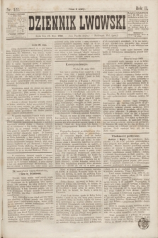 Dziennik Lwowski. R.2, nr 122 (27 maja 1868)